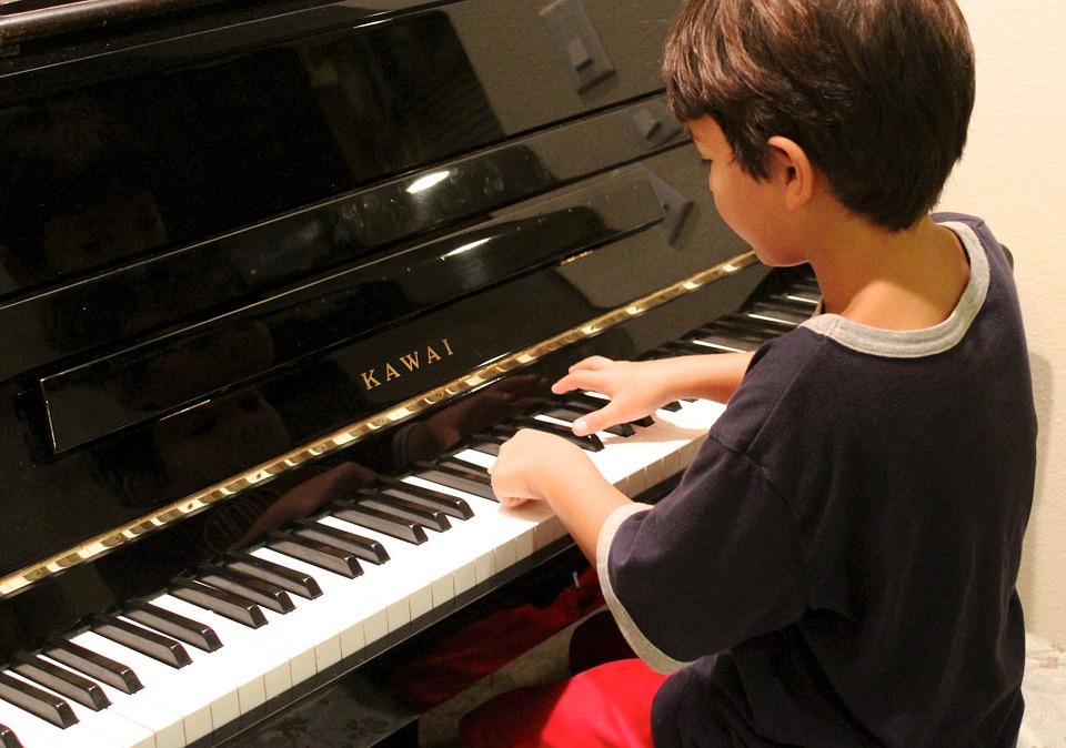 Att börja spela ett instrument
